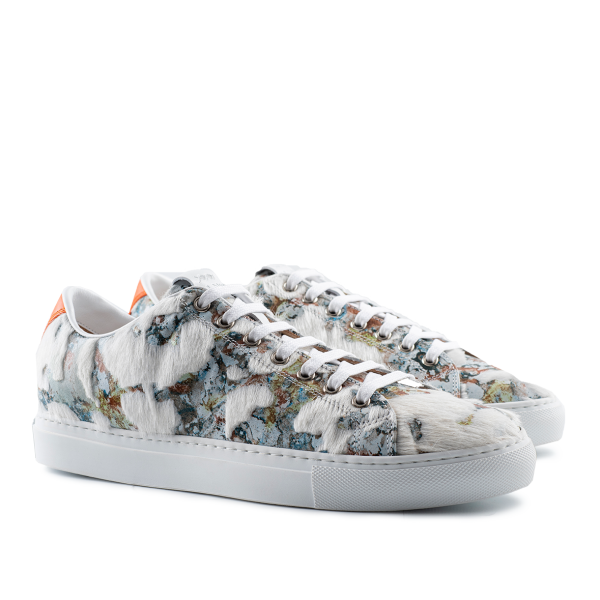 8009 Low Top - Arty