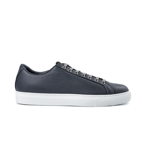 8011 Low Top Sneaker - Dark Grey